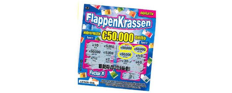 Flappen Krassen Winnaar Ede Primera