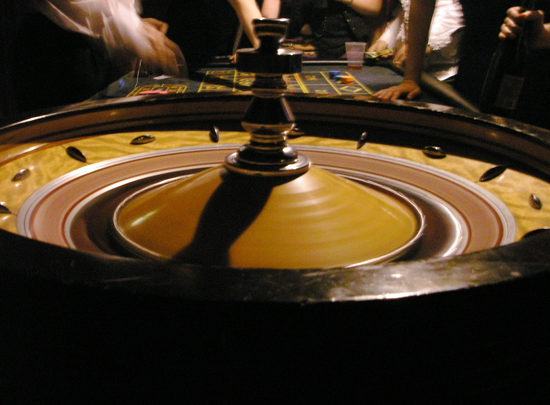 Europees roulette casino